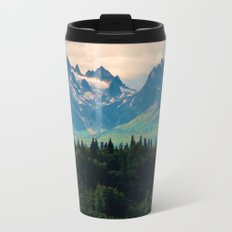 Escaping from woodland heights Metal Travel Mug
