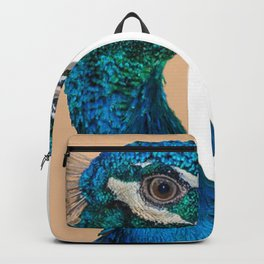 The Peacock Backpack