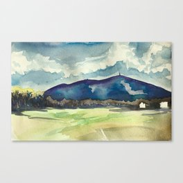 Thorn Preserve Canvas Print