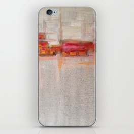 crooked sky iPhone Skin