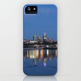 Under the Stars and Over the Water iPhone Case