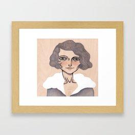 """""""Enchanting May"""" Framed Art Print"""