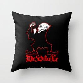 FIGHTIN' FERATU Throw Pillow