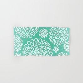 Peppermint Dandelions Hand & Bath Towel