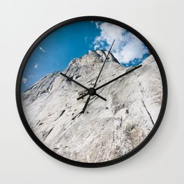 El Capitan Sky Wall Clock