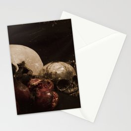The Ripened Wisdom of the Dead Stationery Cards