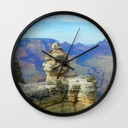 Lonely Rock  Wall Clock