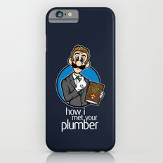 How I Met Your Plumber Slim Case iPhone 6s