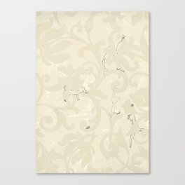 wallpaper obstacles Canvas Print