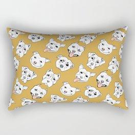 Pittie Pittie Please! 2 Rectangular Pillow