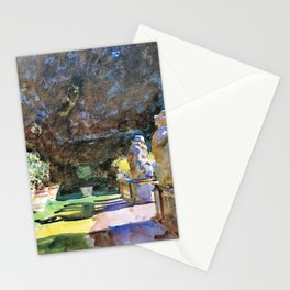 Villa of Marlia, Lucca - Digital Remastered Edition Stationery Cards