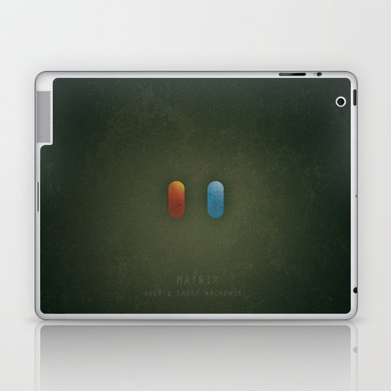 SMOOTH MINIMALISM - Matrix Laptop & iPad Skin