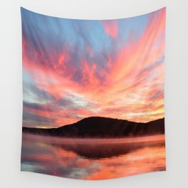 Glory: A Spectacular Sunrise Wall Tapestry