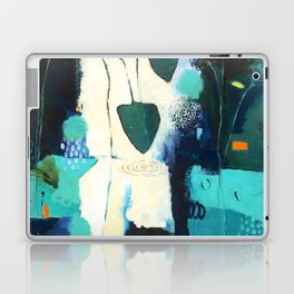 """Deep Sea Forest"" Original Artwork by Flora Bowley Laptop & iPad Skin"