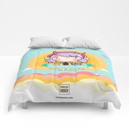 Kawaii heaven Comforters