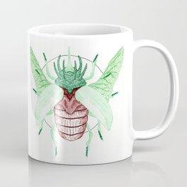 Thorned Atlas Beetle Coffee Mug
