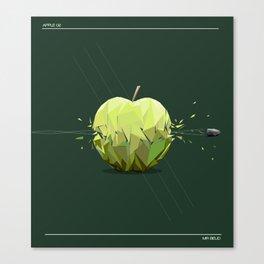 Apple 02 Canvas Print