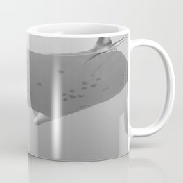 Gentle manta curl Coffee Mug