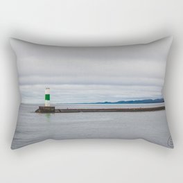 Artist Point Trail, Grand Marais, Minnesota 10 Rectangular Pillow