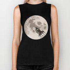 Around the Moon Biker Tank