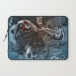 Marsh Madness  Laptop Sleeve