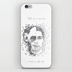 Thin line iPhone & iPod Skin