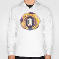 doctor who Hoodies featuring Doctor Who by foreverwars