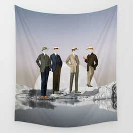 Natural Inhabitants Wall Tapestry
