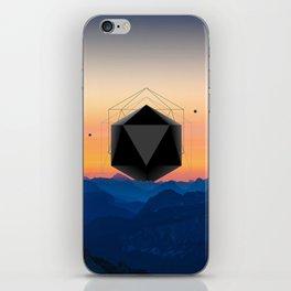 Sunrise Intruder iPhone Skin