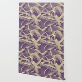 Purple paper Wallpaper