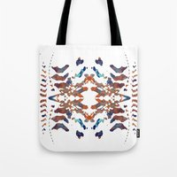 ethnic Tote Bags featuring Ethnic by Rui Faria
