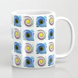 circle,Strudel Coffee Mug