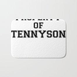 Property of TENNYSON Bath Mat