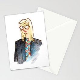 Fashion Illustrated Stationery Cards