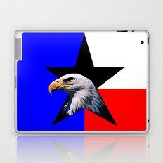 the lone star Laptop & iPad Skin