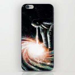 Cosmic Vomit iPhone Skin