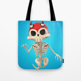 SkeleTony Tote Bag