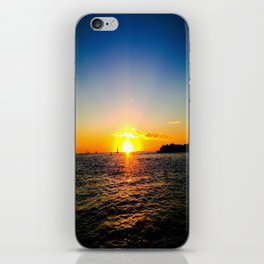 Toast to the Sunset iPhone Skin
