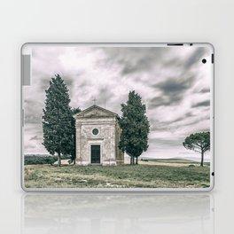 Cappella della Madonna di Vitaleta Laptop & iPad Skin