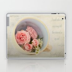 Cup of Diamonds  Laptop & iPad Skin