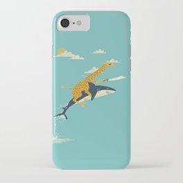 Onward! iPhone Case