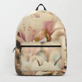 Magnolia and Cream Backpack