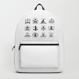 Legal Services Backpack