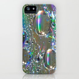 Sparkle and Shine  iPhone Case