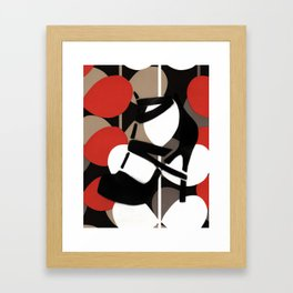 Stiletto #1 Framed Art Print