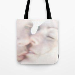 Le Baiser Tote Bag