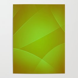 Olive, Lima & Limeade Colors Poster