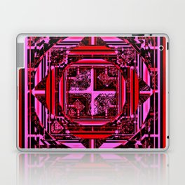 looking for something (pink) Laptop & iPad Skin