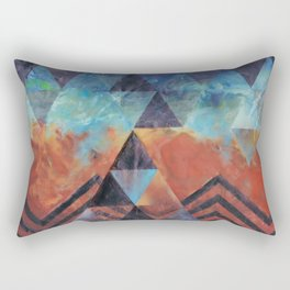 Astral-Projectionist Rectangular Pillow