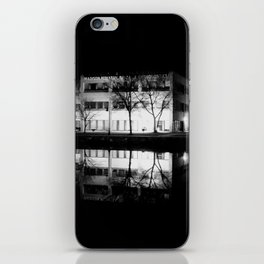 Night Time Reflections iPhone Skin